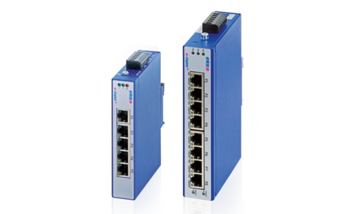 EL100-4U   Ethernet Switch